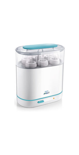 Avent Електрически бебешки стерилизатор 3в1  0172
